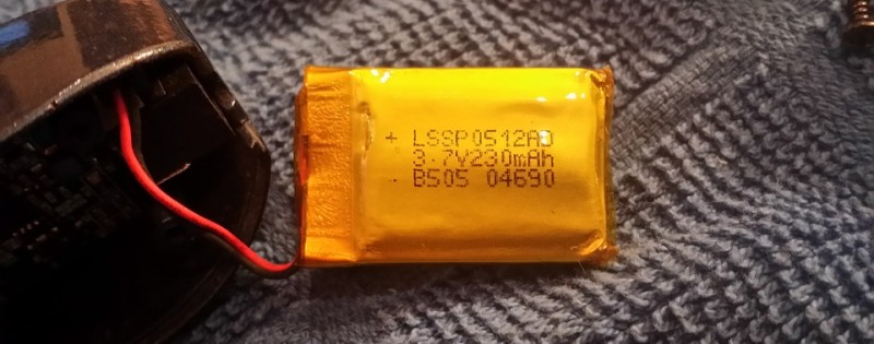baterías