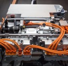 46522604 - transmission of a modern plugin hybrid vehicle